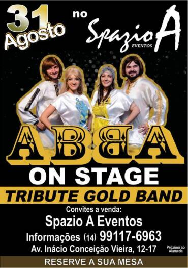 ABBA on STAGE Tribute